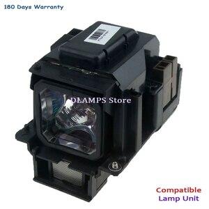 Image 5 - חדש לגמרי באיכות גבוהה VT75LP מנורת מקרן עם דיור עבור NEC LT280/LT375/LT380/LT380G/VT470/ VT670/VT675/VT676