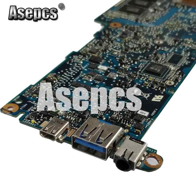 Asepcs UX21A اللوحة i5-3317U يصلح ل UX21A REV 2.0 اللوحة الأم للكمبيوتر المحمول اختبار كامل العمل