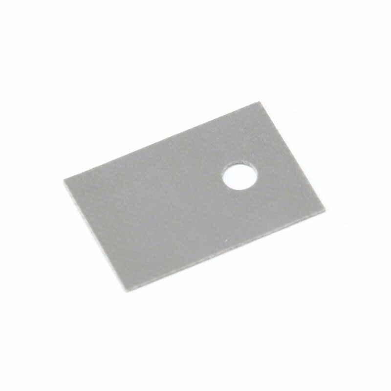100 шт до-220 изоляционные подставки силиконовая прокладка радиатора для ноутбука cpu GPU хороший