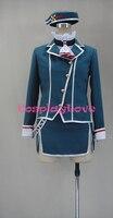 Custome Made Kantai Collection Atago Japanese Destoyer Cosplay Costume