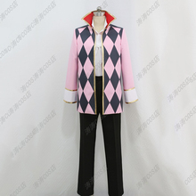 Howl's Moving Castle Howl Coat Jacket Cosplay Costume Men Uniform Full Suits Halloween Jacket + Shirt+ Pants