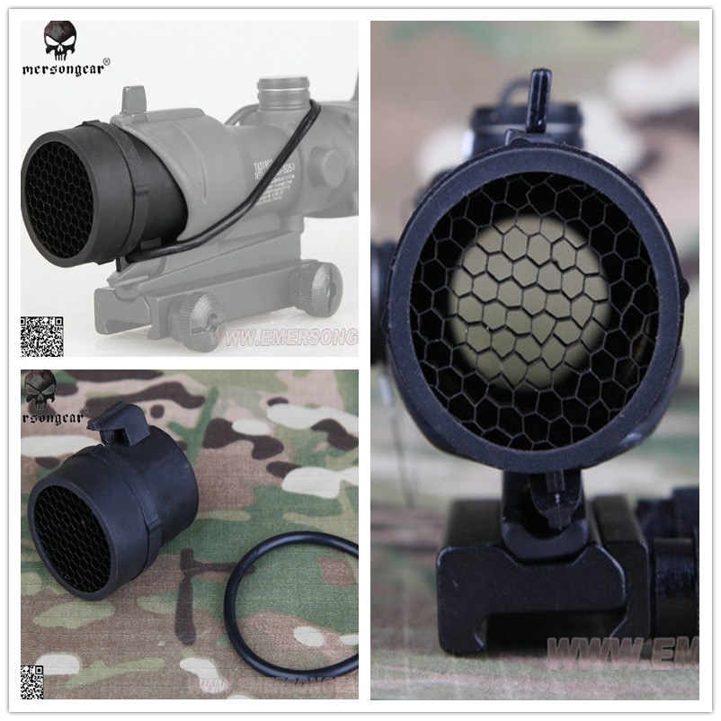 Hunting RCO-ARD ACOG Kill Flash for Tactical Scope Sight Airsoft Riflescope