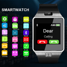 DZ09 Smart Watch Men Fashion Multifunction Smart Watches For font b Phone b font IOS Android