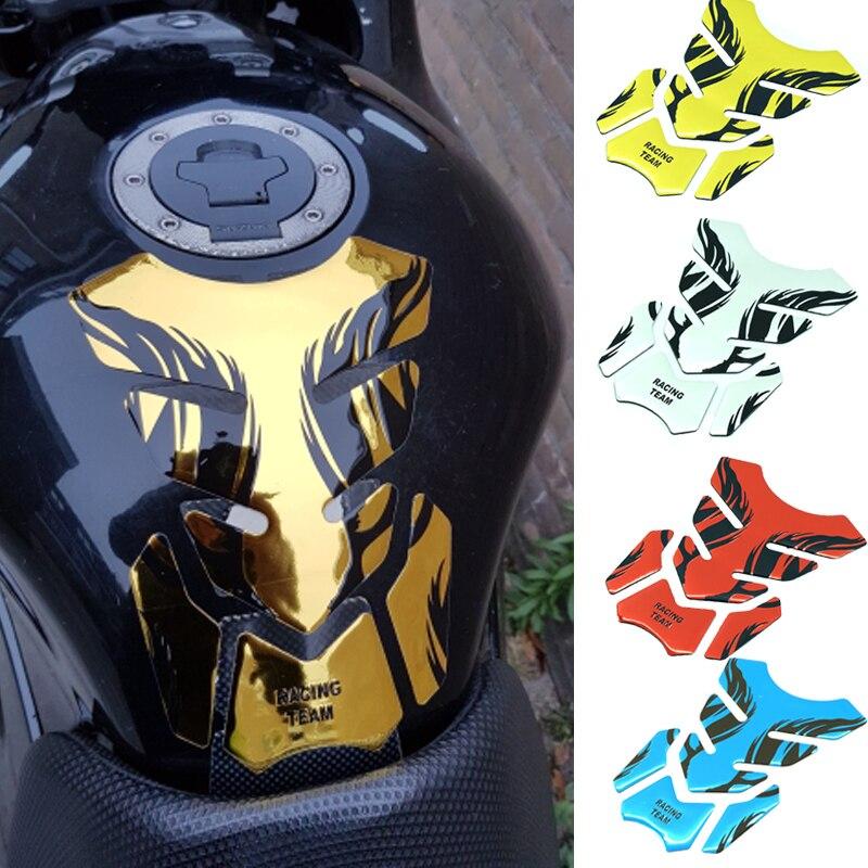 Protecteur d'autocollant de protection de réservoir de gaz de moto pour Yamaha Honda Kawasaki KTM Aprilia BMW Suzuki GSX-R 600 750 1000 1100 1300