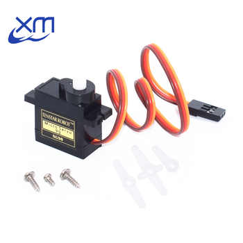 50pcs/lot 9g micro servo for airplane aeroplane 6CH rc helcopter kds esky align helicopter sg90 black - DISCOUNT ITEM  18% OFF All Category