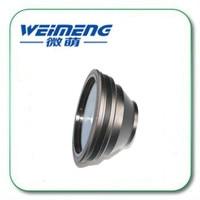 2 pieces/bag Weimeng brand Yag 1064nm Focusing mirror & field lens F=254 optical fiber collimator for laser marking machine
