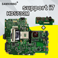 send board+N61JQ Motherboard HD5730M i7 For ASUS N61JQ N61JA laptop Motherboard N61JQ Mainboard N61JQ Motherboard test 100% ok