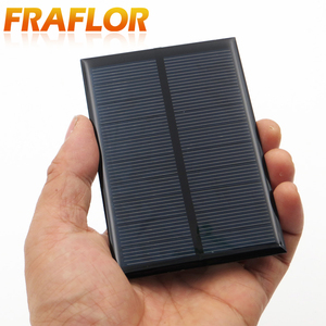 Image 4 - 10ชิ้น/ล็อตขายส่งDIY 1W 5V 200mA Solar Panel Chargerพลังงานแสงอาทิตย์โมดูลชาร์จสำหรับ3.6Vแบตเตอรี่หรือLi Ion Battry 110*80มม.