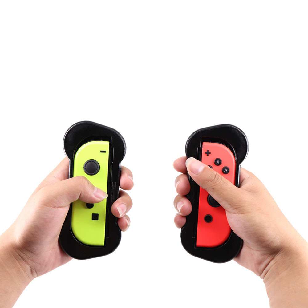 Image 3 - 2pcs Silicone Controller Grips Handle for Nintend Switch N Switch Joy Con Gamer Games Gaming Player Console Gamepads-in Gamepads from Consumer Electronics
