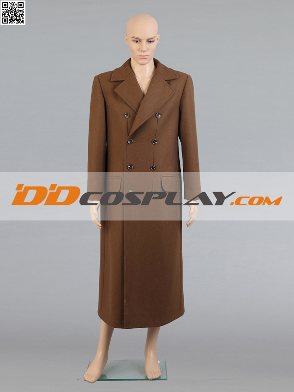 Hot Sale Doctor Who 10th DR. David Tennant Long Brown Trench Coat Cosplay Costume on Aliexpress.com | Alibaba Group  sc 1 st  AliExpress.com & Hot Sale Doctor Who 10th DR. David Tennant Long Brown Trench Coat ...