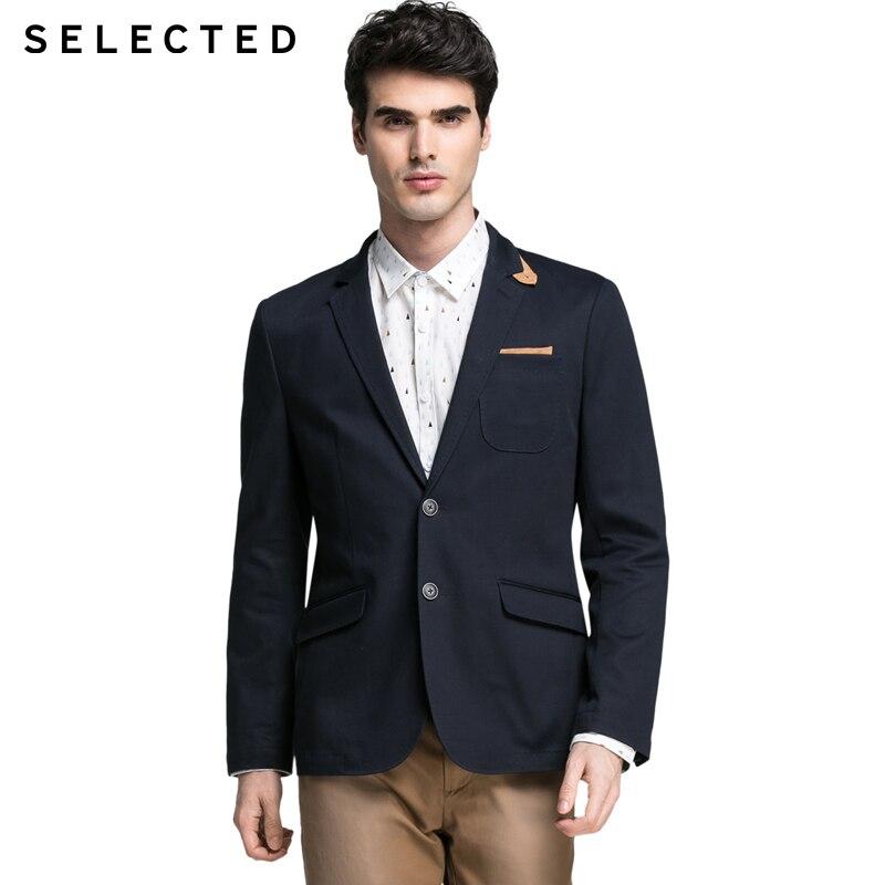 Slim business blazer jacket Business suit