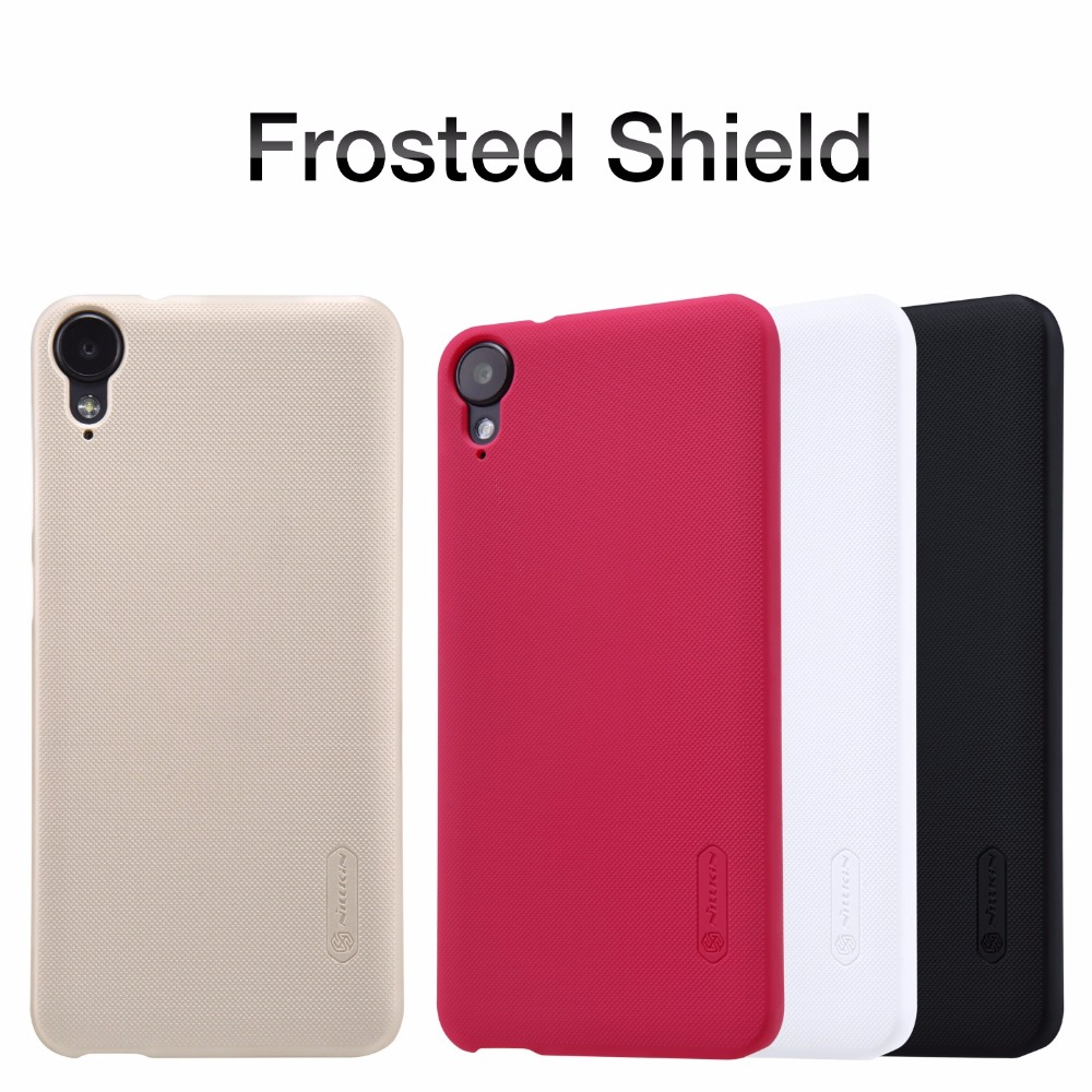 best sneakers bcaa0 f93c1 US $8.46 |case for htc desire 10 lifestyle pro 5.5 inch NILLKIN Frosted PC  hard back cover with Screen Protector For htc desire 825 cover on ...