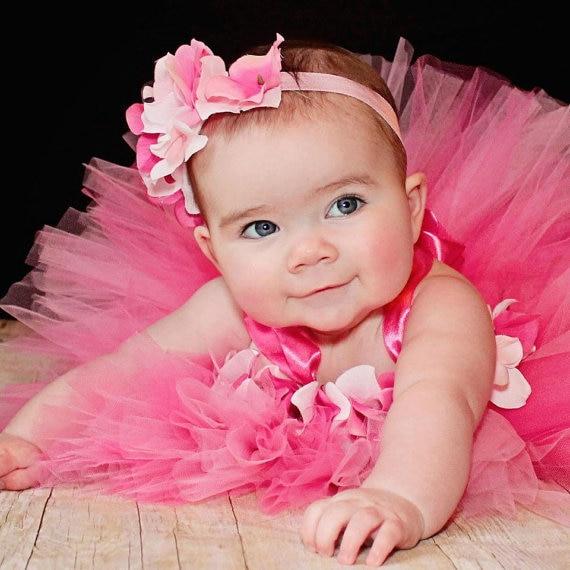 Handmade Lovely Newborn Infant Baby Girls Boys tutu Skirt ...   Newborn Baby Tutu Outfits