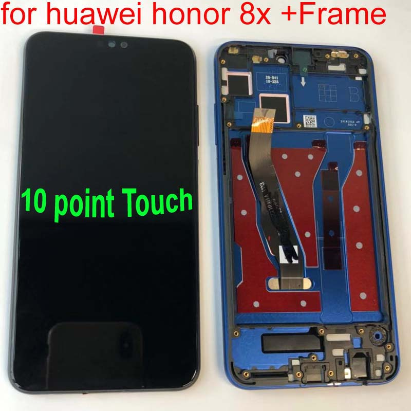 Digitizer-Assembly-Replacement Frame Touch-Screen Full-Lcd-Display Huawei Honor JSN-L22