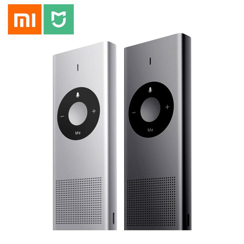 Xiaomi Konjac AI Traduttore Norma Mijia 14 Lingue Traduttore Istantaneo Batteria Built-In 7 Giorni In Standby 8 h Continuo Tradurre Da Viaggio