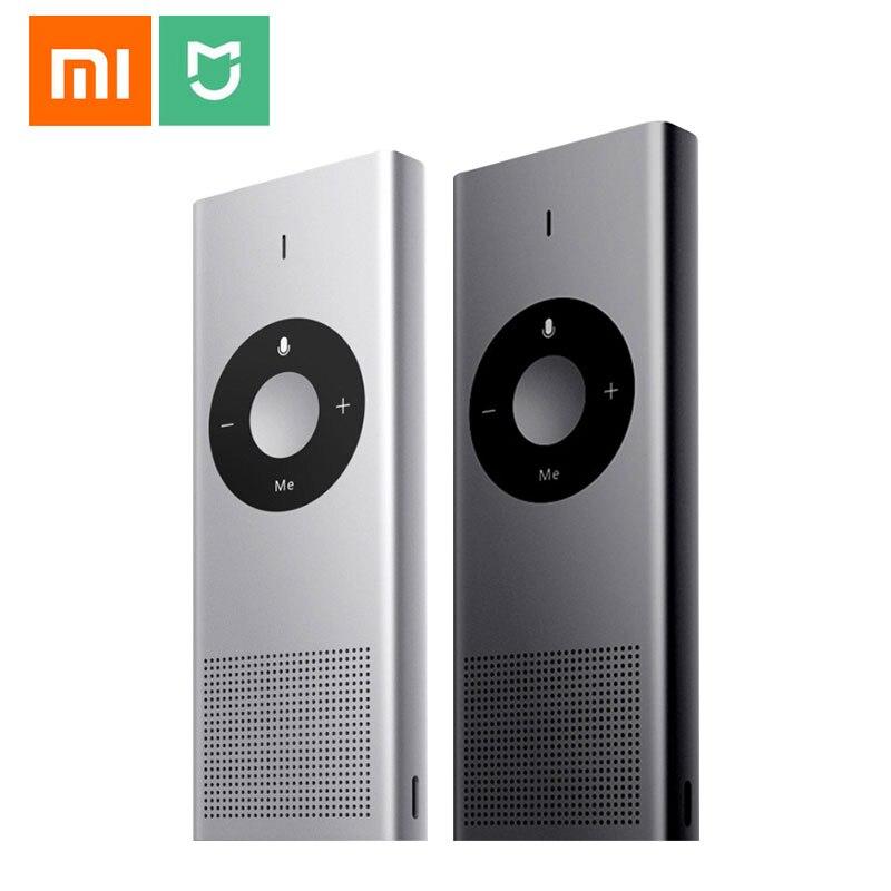 Xiaomi Konjac AI Translator Mijia 14 idiomas Instant Translator batería incorporada 7 días de espera 8 h continuo traducir viaje