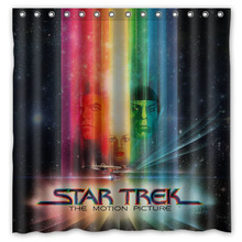 Buy star trek shower curtain and get free shipping on AliExpress.com