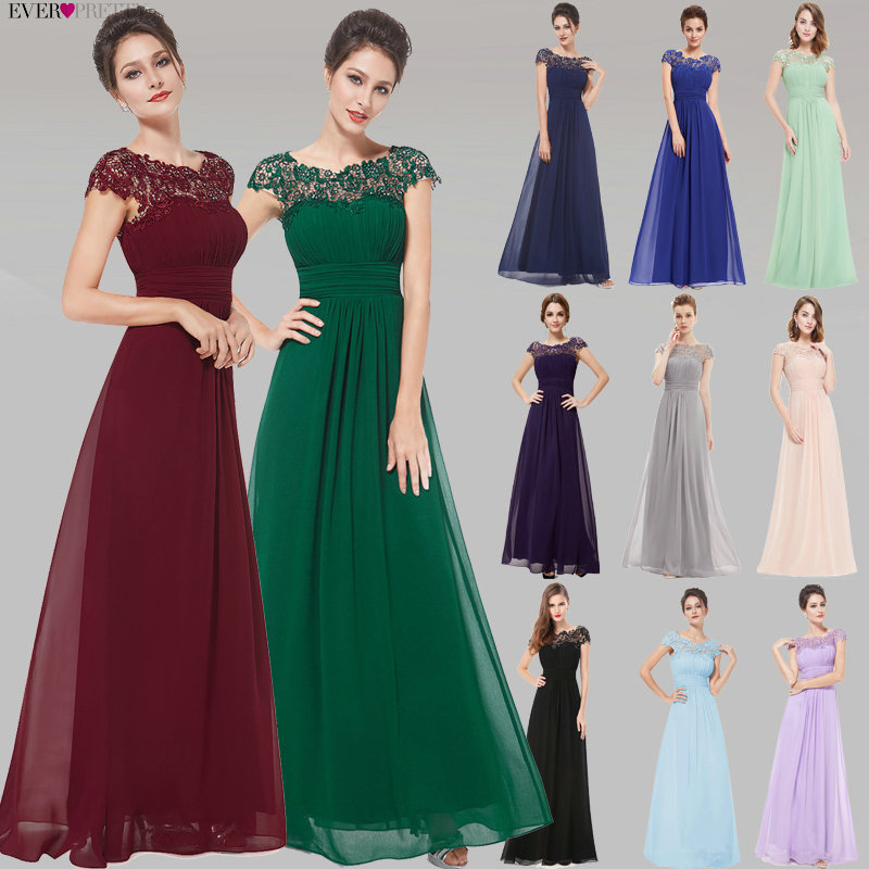 Weddings & Events ...  ... 1722849106 ... 2 ... Evening Dresses Fashion Ever Pretty Purple EP09993 Chiffon Open Back Elegant Long 2020 High Quality Formal Occasion Party Gowns ...
