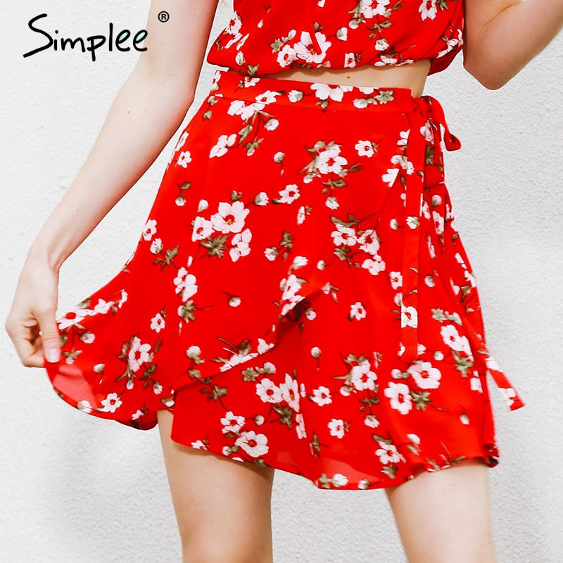 Online Get Cheap Red Short Skirt -Aliexpress.com | Alibaba Group