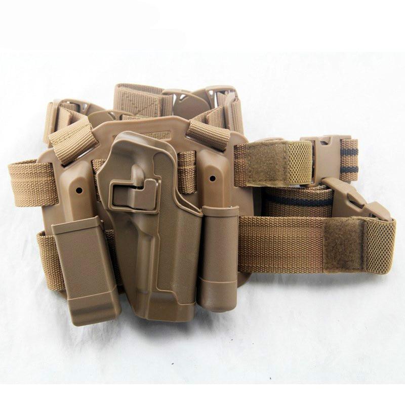 Pistol Gun Holster Mão Direita Carry Arma