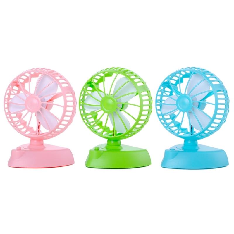 купить Portable USB Air Conditioner Fan Mini Cooler Cooling Rechargeable Handheld недорого