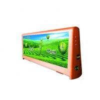 Высокой четкости P5 светодиодный экран рекламный экран автомобиля такси автомобилей с подсветкой электронный экран Размеры 960 мм * 320 мм