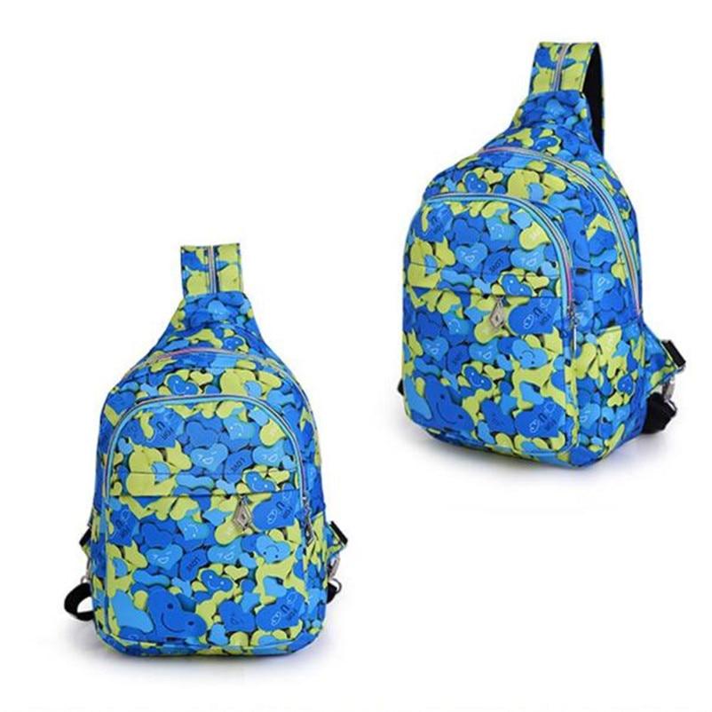 9e076179462 2017 Most Popular Girls Boys Printing Bag Travel Backpack Rucksack Women  Single Shoulder Bag Mochila Feminine A8-in Backpacks from Luggage   Bags on  ...