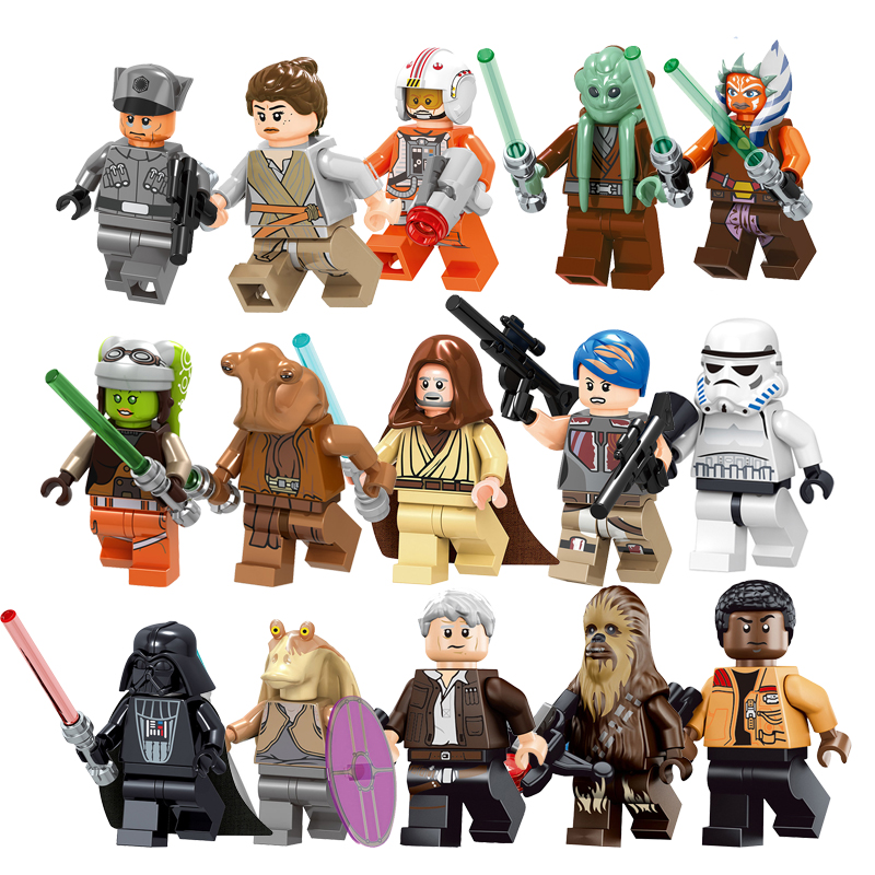single-sale-star-wars-figure-chewbacca-han-solo-binks-darth-stormtrooper-legoings-font-b-starwars-b-font-minifigured-building-block-gift-toy