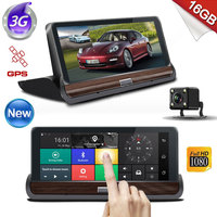 Xgody 3G 7 Inch Car GPS Navigation Bluetooth Android 5 0 Navigators Automobile With DVR FHD