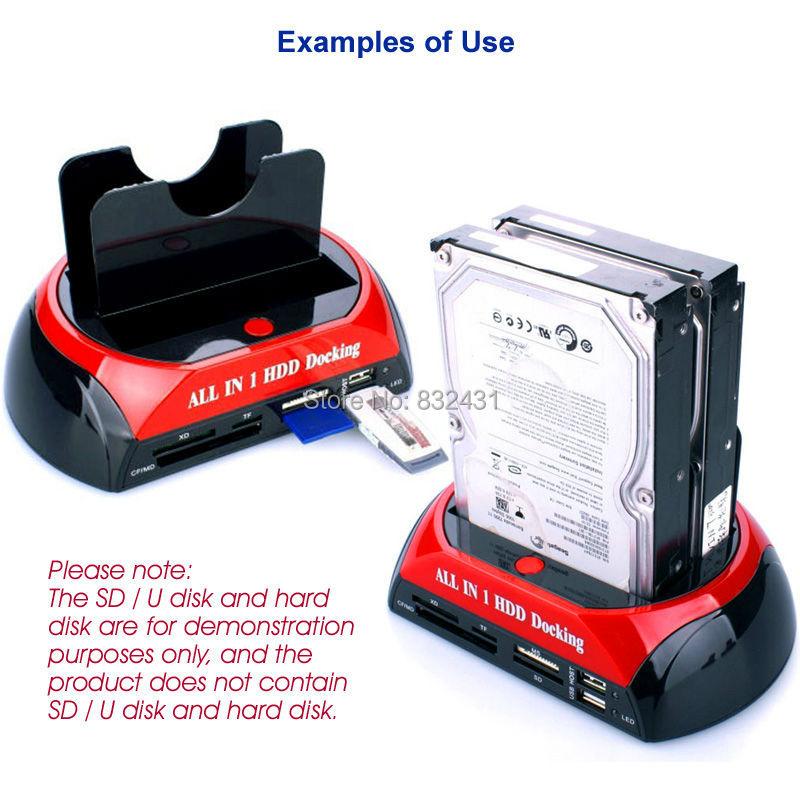 2.5 3.5 Inch IDE SATA Hard Drive Base G