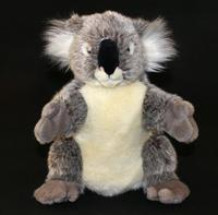 Children'S Toy Big Hand Puppet Koala Doll Plush Toys Puppets Comfort Dolls Parent Child Stories Props