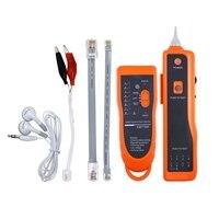 Utp Stp Cat5 Cat6 Rj45 Lan Network Cable Tester Line Finder Rj11 Telephone Wire Tracker Tracer Diagnose Tone Kit Xq 350