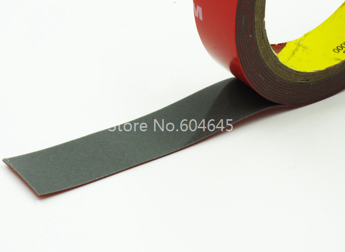 50 rollslot 3M 4229P Car Roof Rack Double Sided Adhesive Tape