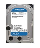 WD Blue 6TB HDD 5400RPM 3.5 '' SATA 6Gb/s Desktop Computer Internal 6tb 256MB Cache Hard Drive Disk Disco Duro PC WD60EZAZ