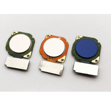 New Home Button Menu Key Fingerprint Sensor Flex Cable Ribbon For Huawei Honor 8 lite P8 2017