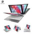 DUX DUCIS Беспроводная клавиатура-чехол для iPad air 3 2019 клавиатура ABS Tablet Обложка для iPad air 2019 Pro 10,5 2017 + карандашница