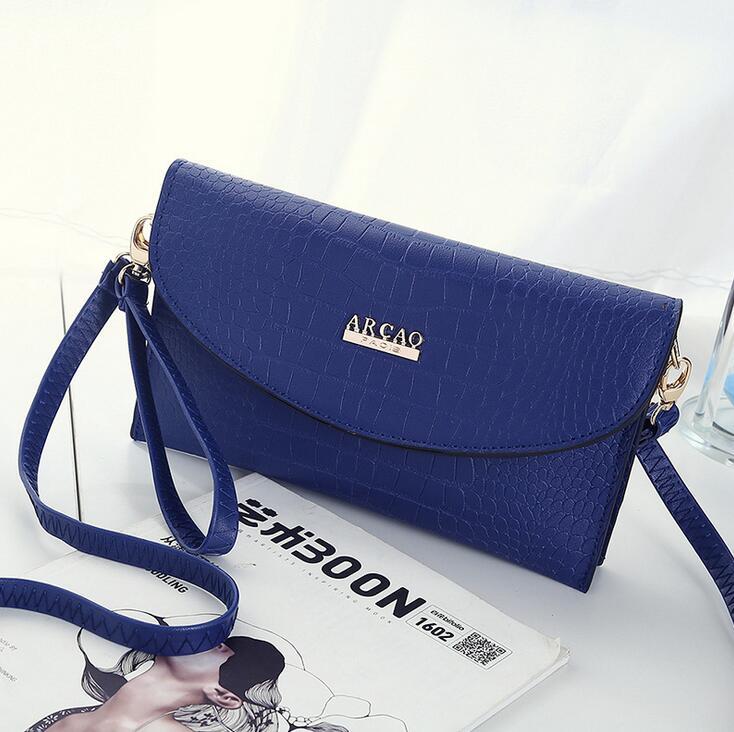 4f5b49075395 Bolso 082916 del Stacy bolso caliente del bolso femenino de la aleta de la  manera señora Día del embrague del bolso