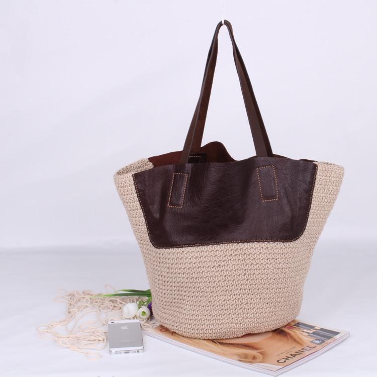 Free shipping Pure manual weaving bag head layer cowhide splicing cotton single shoulder bag Woven bag 100% pure citrus bioflavonoids powder synephrine 6% 98% hplc 1kg bag free shipping