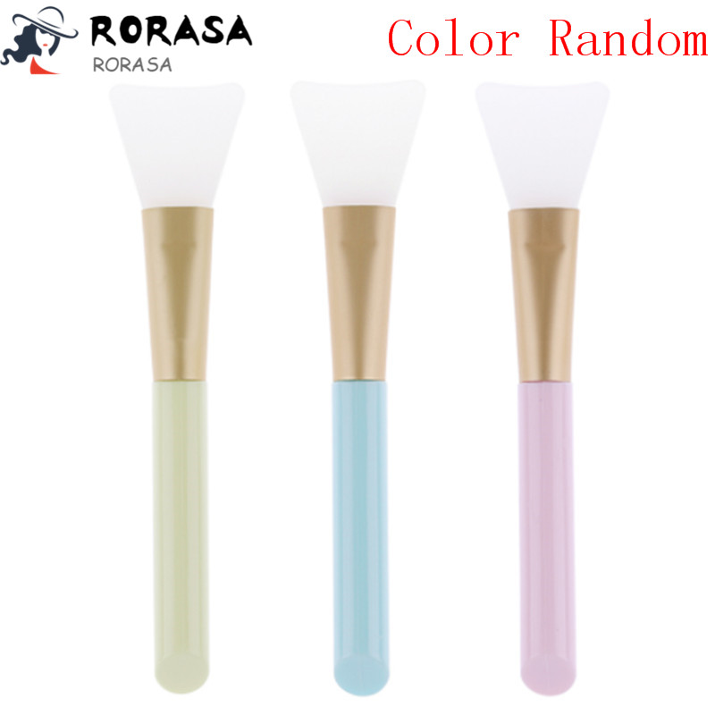 Foundation-Tools Makeup-Brushes Silicone Skin-Care Facial-Face-Mask Beauty Professional