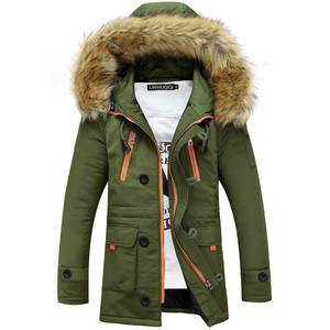 Best Winter Men Long Down Jacket Brands