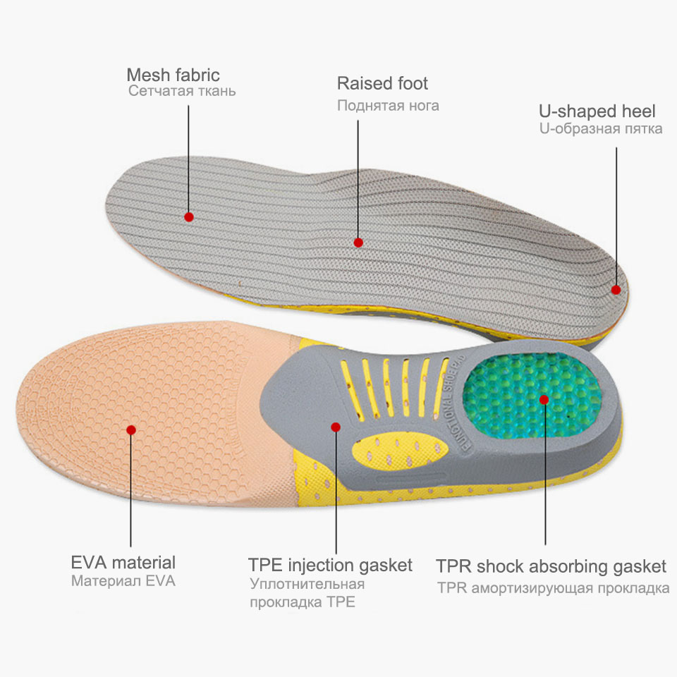 Arch Support pad a4