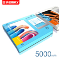 Remax RPP-17 5000 мАч мобильный телефон power bank Дискеты Дизайн мобильный банк питания подарок 5000 мобильный телефон обычно плата сокровище