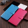 Para oppo a37 a59 telefone case protetor original leather case tampa flip orbit flex voltar protetora case pu córtex móvel phoneBag