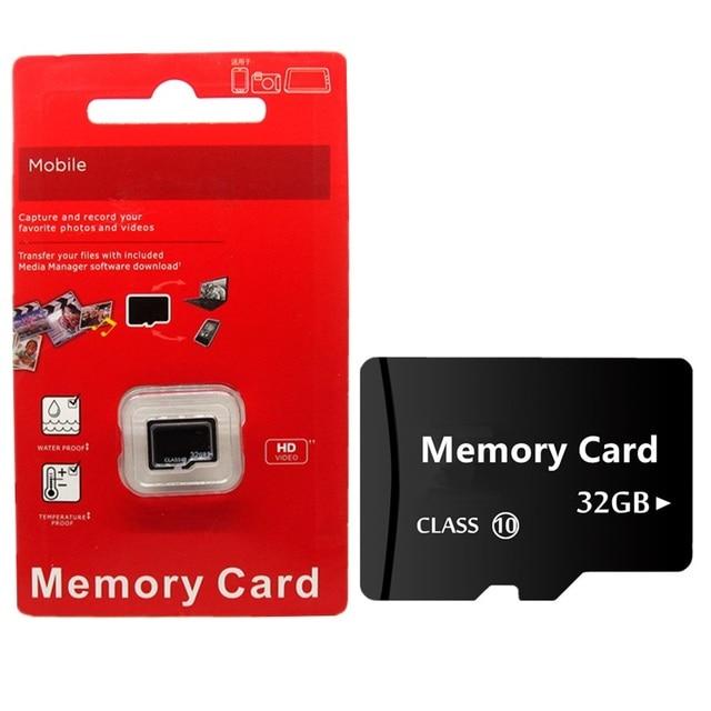 זיכרון כרטיס אדום שלפוחית micro sd כרטיס 32 gb כיתת 10 TF כרטיס מיני פלאש זיכרון 4 gb/8 gb /16 gb/32 gb