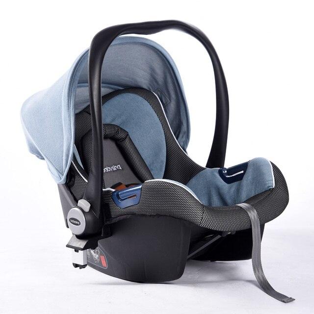 Fashion Portable Baby Safety Car Seat, Newborn Rocking Chair, Baby