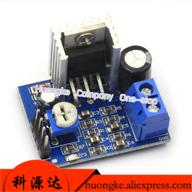 1PCS/LOT <font><b>TDA2030</b></font> Module Power Supply <font><b>TDA2030</b></font> Audio <font><b>Amplifier</b></font> Board Module TDA2030A 6-12V Single image