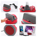 Phone Charger For Lightning USB 2.0 iPhone 6 6S 7 7Plus 5S SE 360 Degree Rotation Charger Dock Stand GPS DVD Car Station Holder
