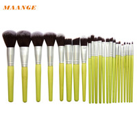 Magische 2017 23 STÜCKE Make-Up Pinsel Set Bambus-make-up Pinsel Kit Professionelle Make-Up Pinsel großhandel dropshipping feb27 23oo