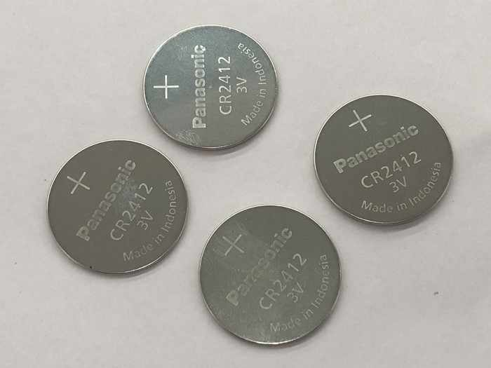 lithium coin currency