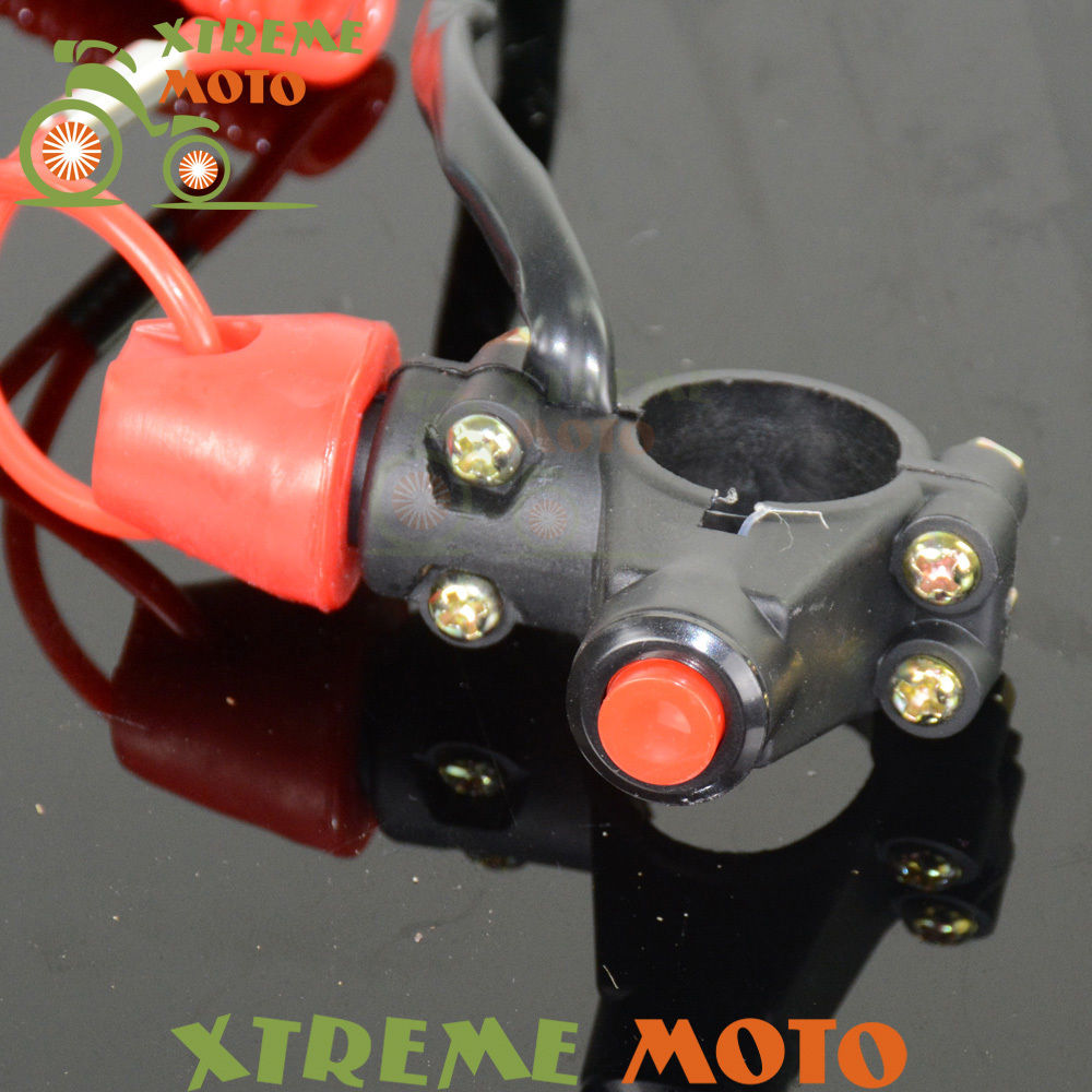 Аварийный убить остановке подвесного мотора Выключатель кнопочный для KTM КХ КЛК РМ РМЗ rmx на КР КРФ и YZF yz на WR не ВРФ установка XR Мотокросс эндуро